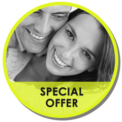 special offer circle